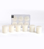 Hosley 6-piece Unscented Votive Candle Set
