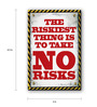 Seven Rays Multicolour Fibre Board No Risk Fridge Magnet