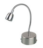 Graciano Picture Light in Silver by CasaCraft
