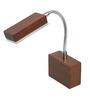 SGC Brown LED Desk Lamp