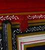 Suralaya Hand Painted Almirah (Wardrobe) by Mudramark