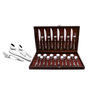 Shapes Cosmic Stainless Steel Cutlery Set - Set of 24