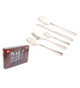 Shapes Cosmic Stainless Steel 26-piece Cutlery Set