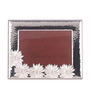 Shaze Resin with Silver Plating Wild Sunflower Single Photo Frame