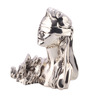 Shaze Resin with Silver Plating Money Goddess Figurine