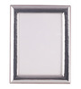 Shaze Resin with Silver Plating Snazzy Single Photo Frame