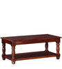 Shervington Coffee Table in Honey Oak Finish by Amberville