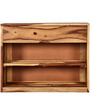 Freemont Shoe Rack in Natural Sheesham Finish by Woodsworth