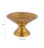 ShopEndHere Gold Brass Showpiece