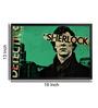 Shop Mantra MDF 19 x 13 Inch Sherlock Laminated Framed Poster