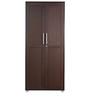 Shou Two Door Wardrobe in Wenge Finish by Mintwud