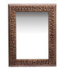 Addley Decorative Mirror in Gold by Amberville