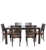 Six Seater Malaysian Dining Set by Parin