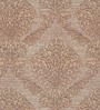 Skipper Brown Viscose Window Curtain
