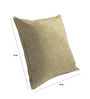 Skipper Lime Viscose & Polyester 16 x 16 Inch Cushion Covers - Set of 3