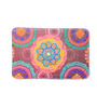 Skipper Multicolour Memory Foam 24 x 16 Bath Mat