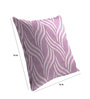 Skipper Pink Viscose & Cotton 16 x 16 Inch Cushion Covers - Set of 3