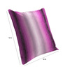 Skipper Purple Viscose & Polyester 16 x 16 Inch Neutral Stripes Cushion Covers - Set of 3