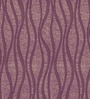 Skipper Purple Viscose Abstract Window Curtain
