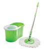 Skycandle Multicolour 5.5 L Cleaning Mop with Hand Gloves & Mop Head