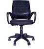 Smart Ergonomic Chair in Black Colour by Emperor