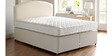 Snuggle Series 4 Inch Thickness Queen-Size Rebonded + Softy Foam Mattress by Sleep Innovation