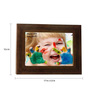 Snap Galaxy Multicolour Synthetic Wood 17 x 3.2 x 12.6 Inch Photo Frame