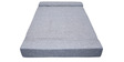 Sofa cum Bed in Light Grey Colour by RVF