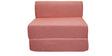 Sofa cum Bed in Orange Colour by RVF