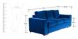 Sorocca Three seater Blue by Forzza