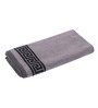 Softweave Black 100% Cotton 20 x 28 Bathmat