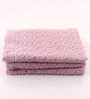 Softweave Pink Cotton 20 x 39 Hand Towel - Set of 3