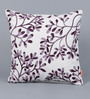 Solaj Multicolour Cotton 18 x 18 Inch Abstract Patterns Cushion Cover