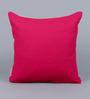 Solaj Multicolour Cotton 18 x 18 Inch Floral Cushion Cover