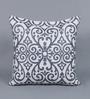 Solaj Multicolour Cotton 18 x 18 Inch Printed Cushion Cover