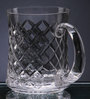 Solitaire Crystal Beer Mug BM-602(L)21Oz-Diamond