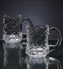 Solitaire Crystal Beer Mug BM-602(S)12Oz-Tudor