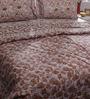 Soma Multicolour Nature & Florals Cotton Queen Size Quilt 1 Pc