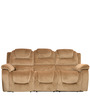 Soul Three Seater Sofa with Electric Recliner by @Home