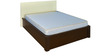 Spine Fit 5 Inch Thick Orthopaedic Coir King-Size Mattress by Nilkamal