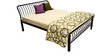 Spinefine Bonded 6 Inches King Size Foam Mattress in MultiColour by Godrej Interio