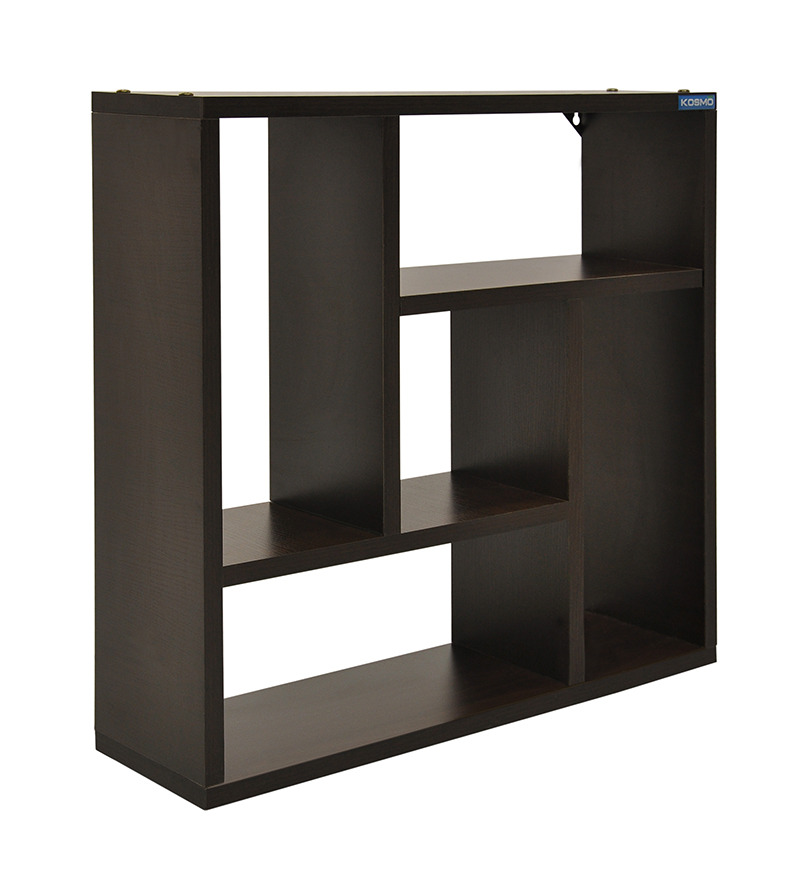 Pepperfry Kitchen Shelves: Spacewood Levia Wall Unit By Spacewood Online