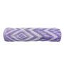 Spaces Jacquard Purple Cotton Bath Towel