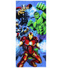 SPACES Marvel Avengers Navy Blue Bath Towel