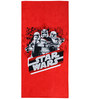 SPACES Starwars LucasFilms Red Bath Towel