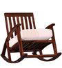 Tukwila Rocking Chair in Warm Walnut Finish by Woodsworth