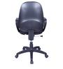 Spine Medium Back Ergonomic Chair in Black Colour by Stellar