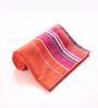 Spread Lasa Seasons Orange Cotton Bath Towel