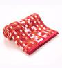 Spread Lasa Vivace Pink Cotton Hand Towel