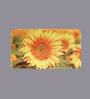 Weymouth Set of 3 Bath Mat in Yellow by Amberville